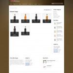 Classic Wine Vinegar Shopping Cart