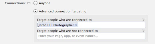 facebook-connection-targeting