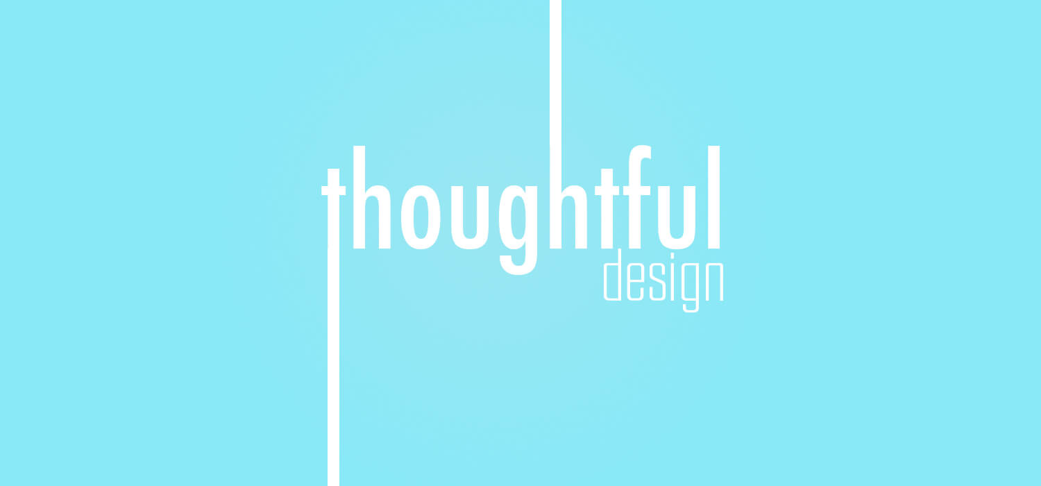 Thoughtful design 93