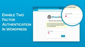 How to enable two-factor authentication in Wordpress