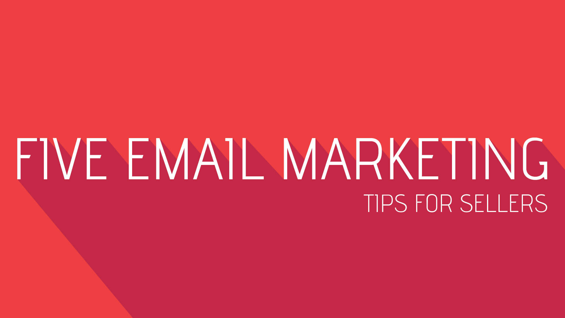 5 Email Marketing Tips for Sellers - Hill Media Group - Modesto Web ...