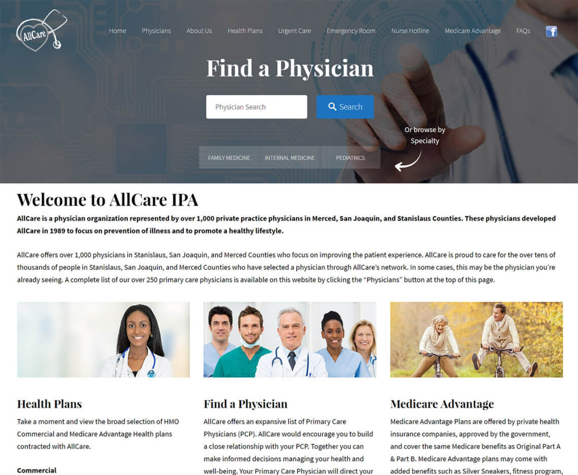 AllCare IPA – AllCare Independent Physician Association